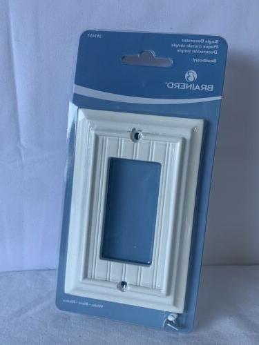 Brainerd #126357 - 5 Pack - Single Decorator Beadboard Colle