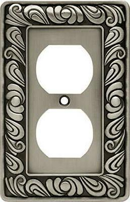Brainerd #64044 - 5 Pack - Single Duplex Paisley Collection,