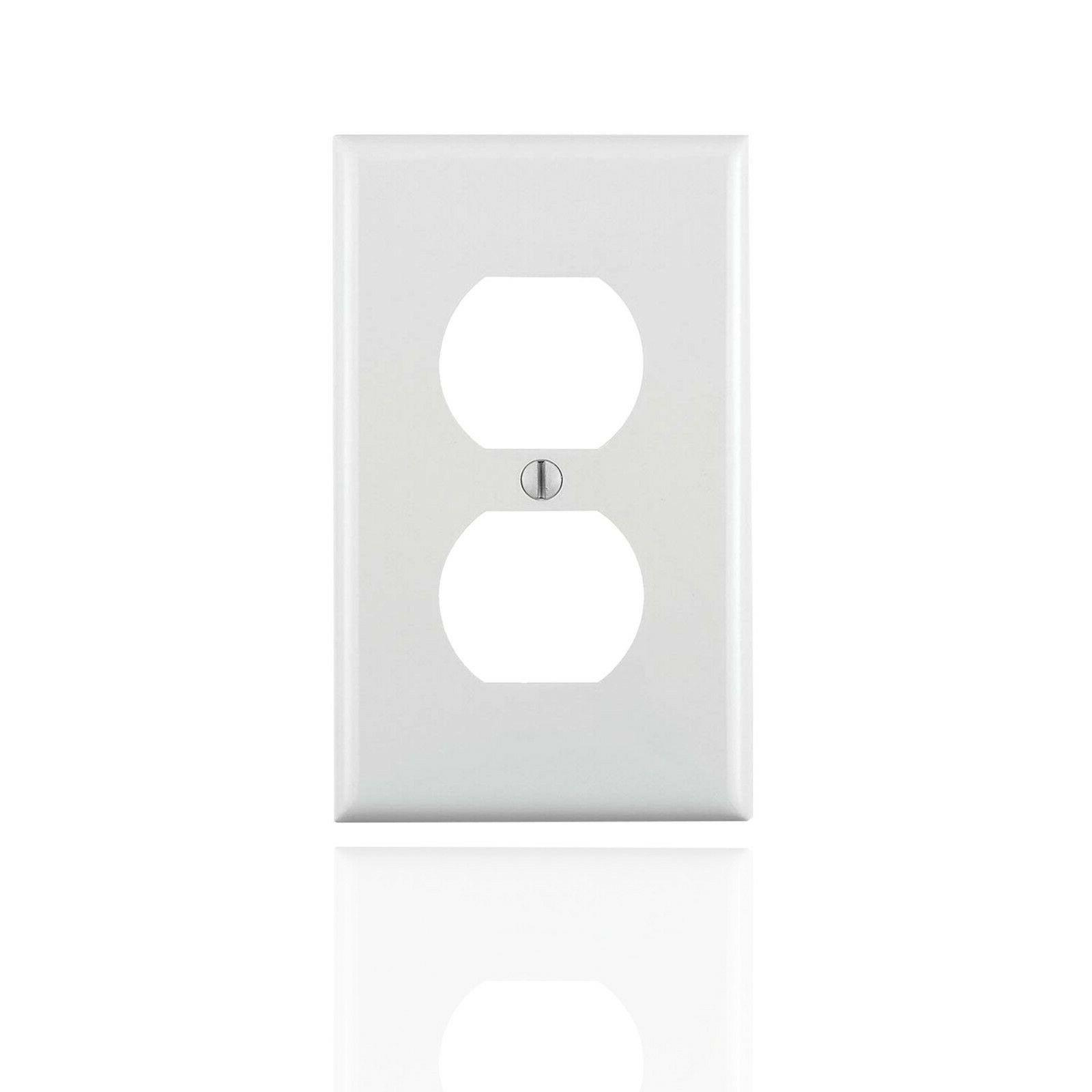 amz wall plate for duplex receptacle outlet
