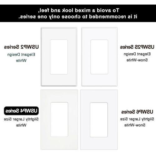 BESTTEN 1-4 Wall Decor Cover USWP4 Series UL