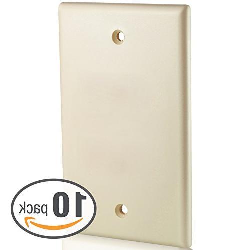 blank wall plate