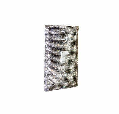 bling rhinestone wall plate cover