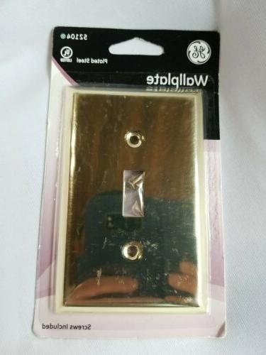 box of 5 toggle switch wall plate