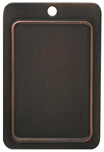 Rocker Plate - Oil-Rubbed Bronze