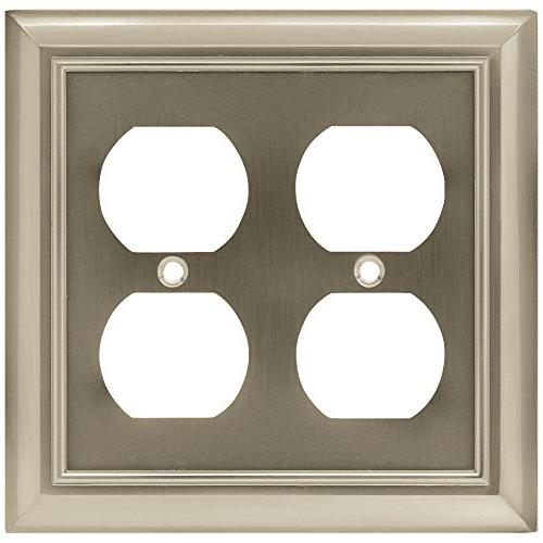 Brainerd Architectural Double Wall Plate