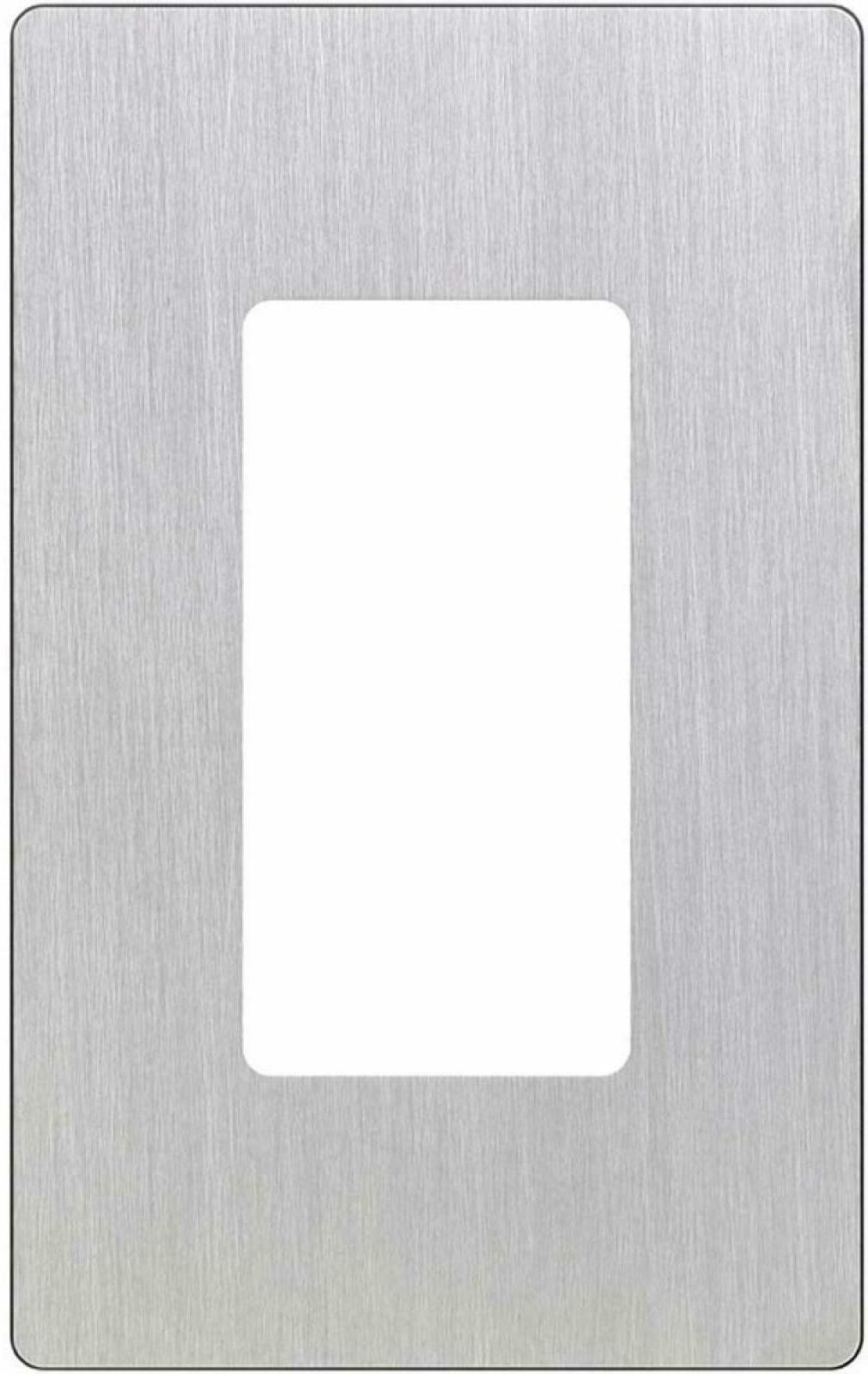 claro 1 gang decorator wallplate cw 1
