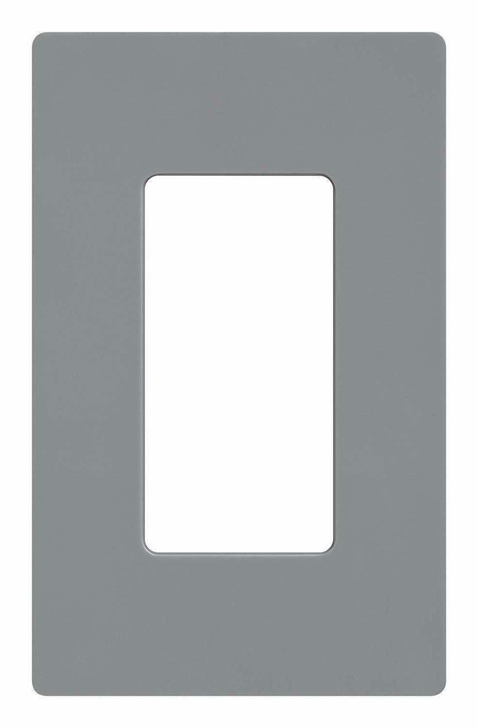claro cw 1 gr gray wall plate