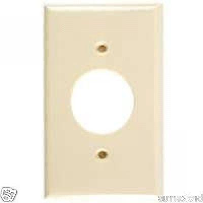 COOPER Leviton Wall Plate Outlet receptable COVER PJ7A Almon