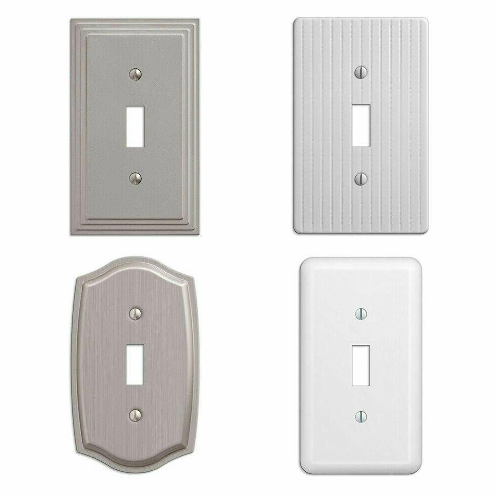 Wall Switch Plate Outlet Cover Duplex