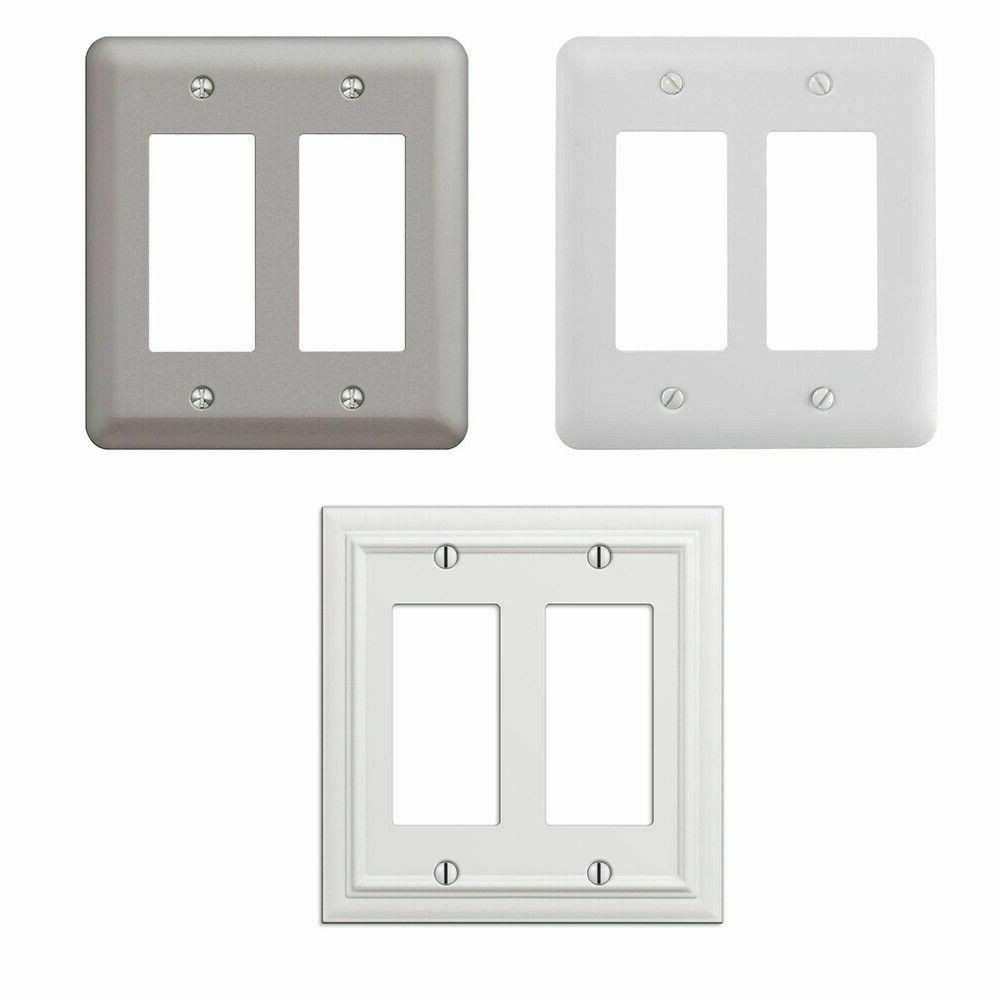 Wall Outlet Toggle Duplex
