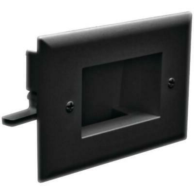 dcm450008bk easy mount recessed
