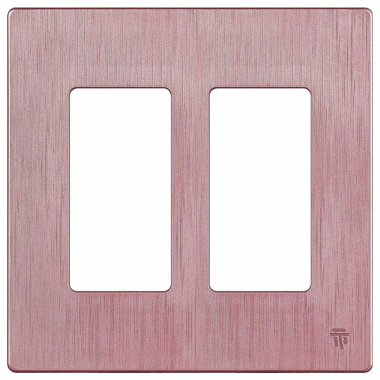 ENERLITES Plate Cover Polycarbonate