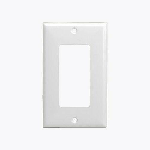 decorator switch wall plate by 8831 w