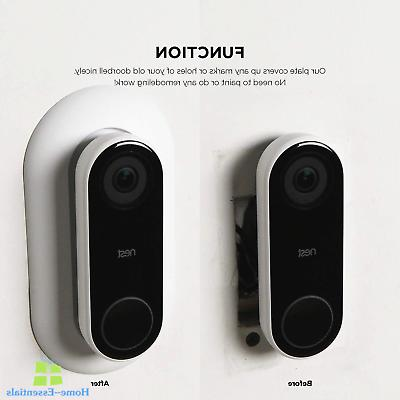 Doorbell Hole Tool For Nest