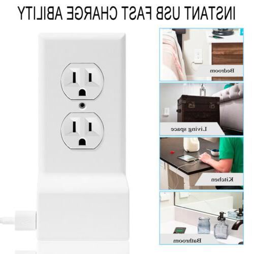 Dual USB Plate Electrical