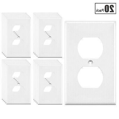 duplex wall plates