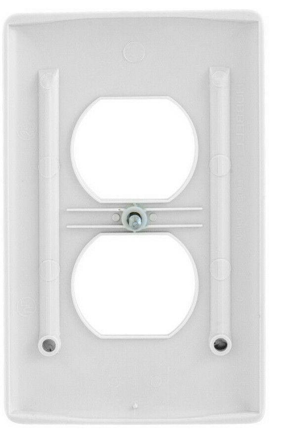 Electrical Plate Cover 10 WHITE