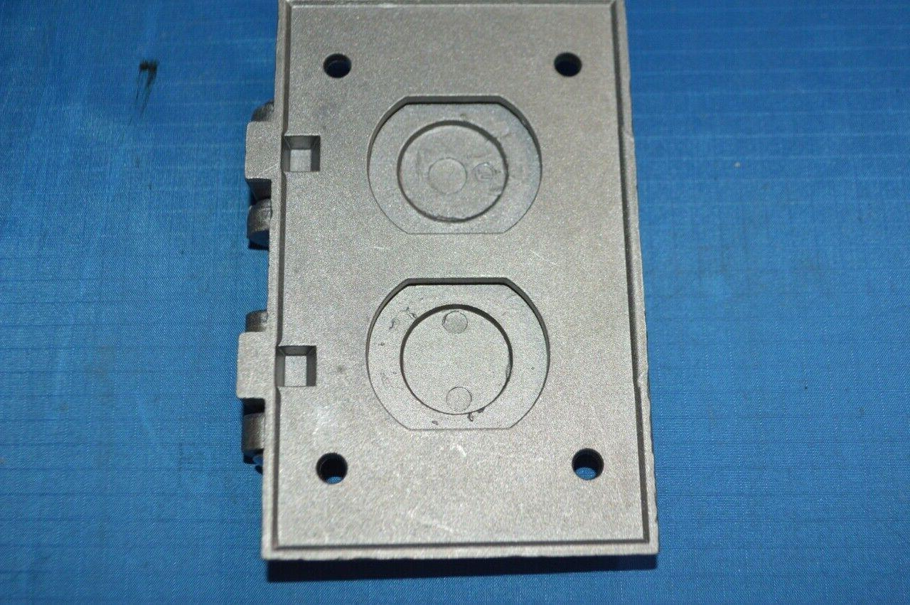 Hubbell Electrical Plate