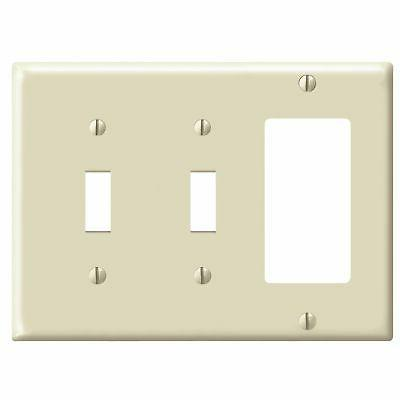 gang combination wall plate