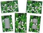 IVY LEAVES HOME WALL DECOR LIGHT SWITCH PLATES AND OUTLETS