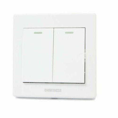 Home Wall Electrical 10A 2 Way Switch US