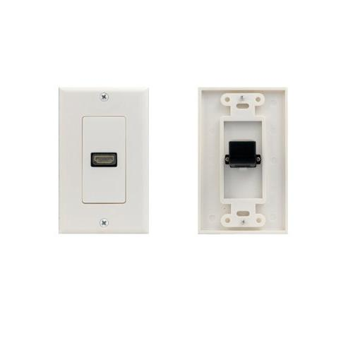 iMBAPrice - Wall Plate Built-In Hi-Speed HDMI Ethernet