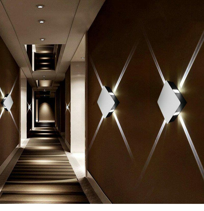 Led Night Modern Style Home Indoor Decor Lighting Elegant