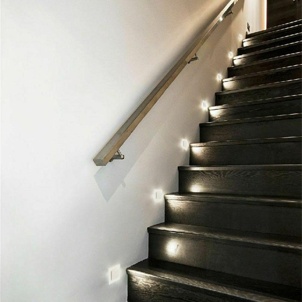 Led Light Acrylic Wall Footlight Indoor Night