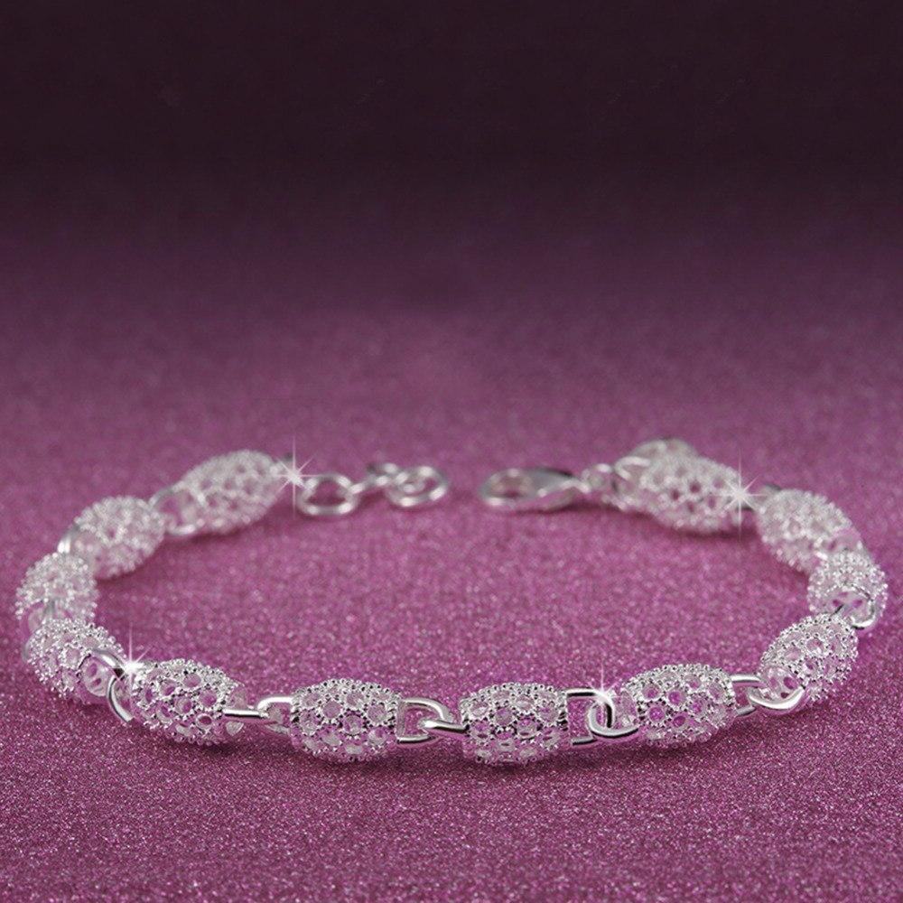 Lovely Bracelet <font><b>Wall</b></font> <font><b>Silver</b></font> Hand