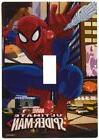 AmerTac M1012T Marvel Spider-Man Single Toggle Wall Plate, M