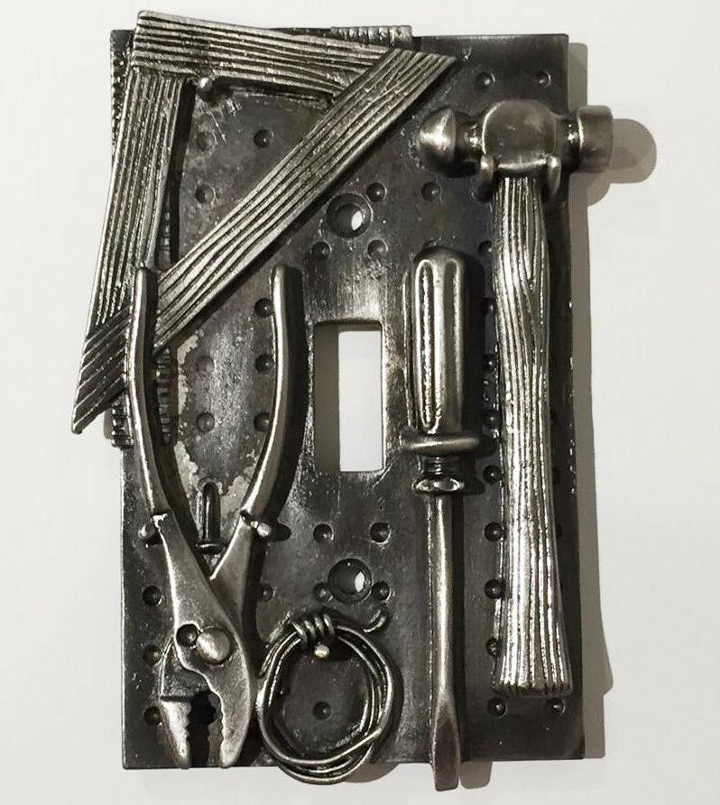 new figi workshop tools metal light switch