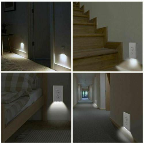 Pack wall plate lights Cover light