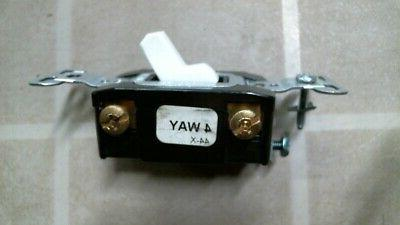 Pass & Seymour CSB415-WU 4 Way Switch, Commercial Grade, White, FREE
