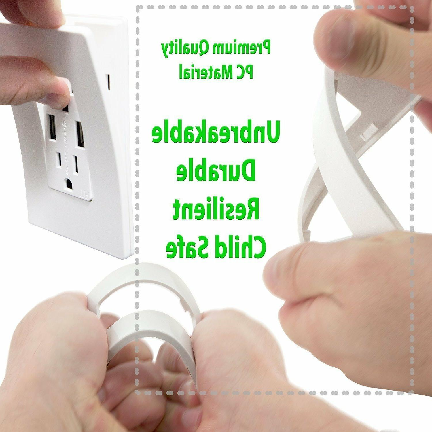 Screwless Outlet Switch GFCI