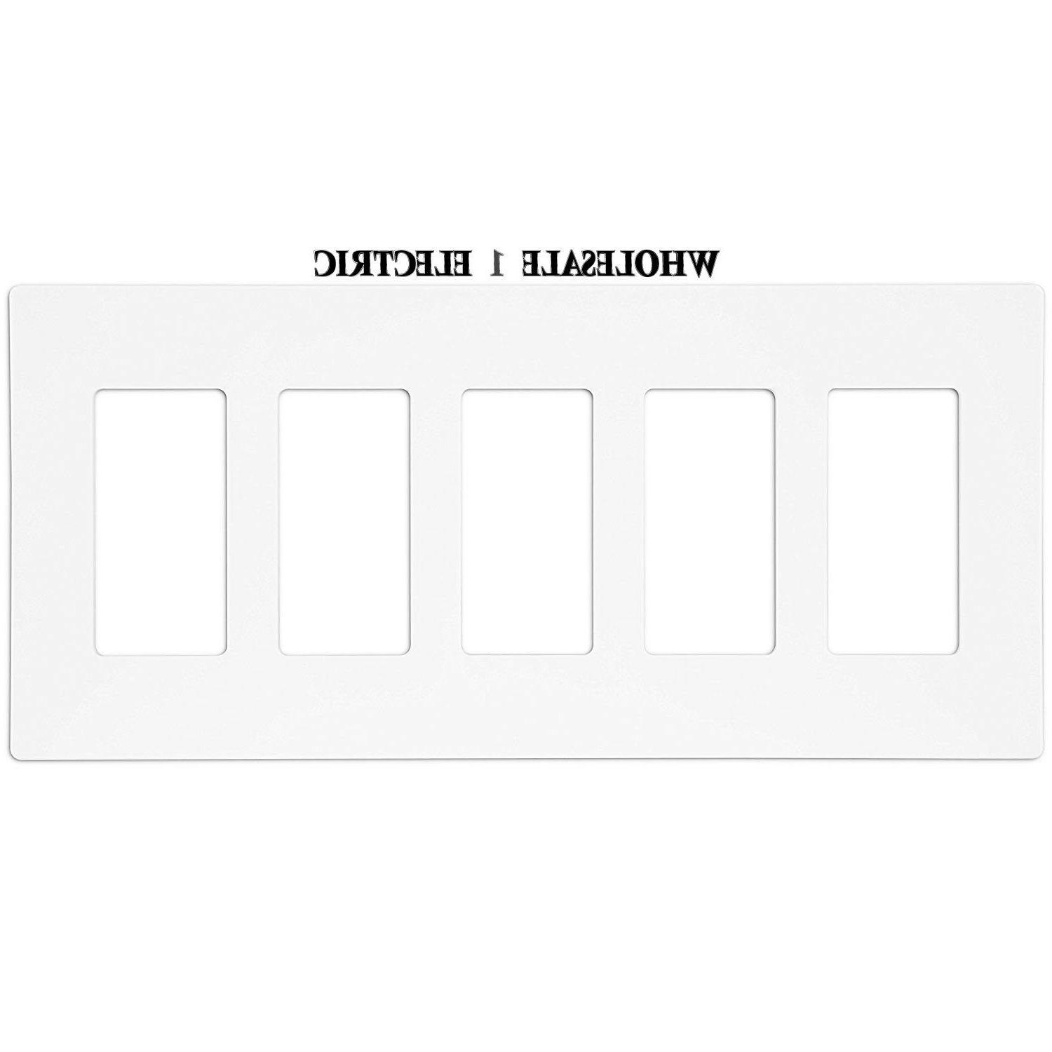 Enerlites Wall 1 2 3 5 White