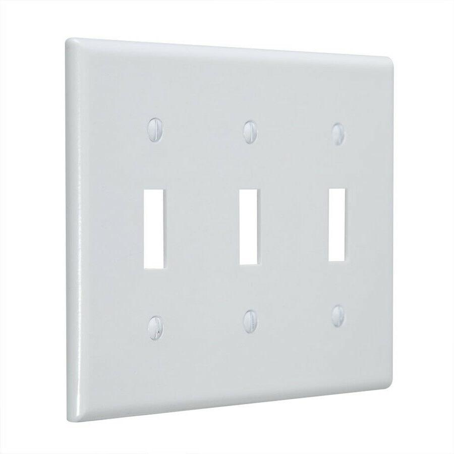 Single Toggle Light Switch Wall White 2,