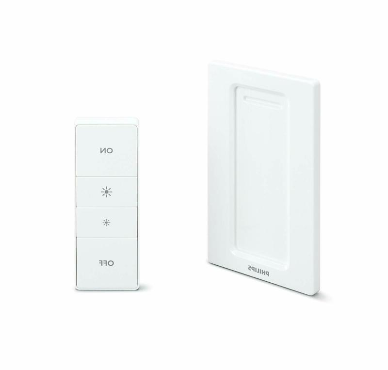Philips Hue Switch with Remote (Requires Hue Installation-Free
