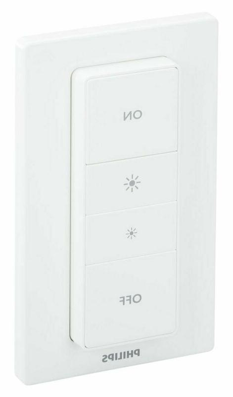 smart dimmer switch with remote requires hue