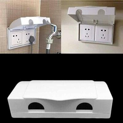 Socket Protector Protective Cover Box Outlet 19*11.4cm,Wall