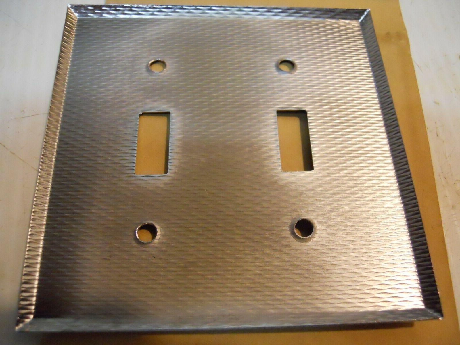 Stainless Steel Double Light Plate Texture