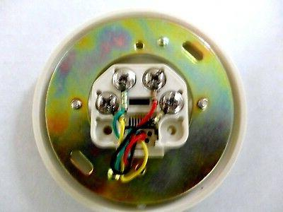 Telephone Wall Plate Jack Round Jack,