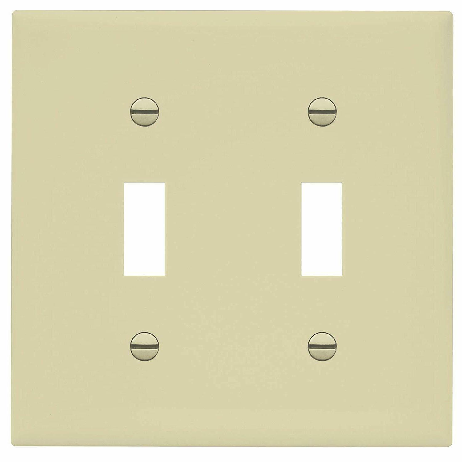 toggle light switch unbreakable wall plate mid