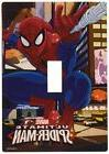 Ultimate Spiderman Decorative Single Toggle Light Switch Wal