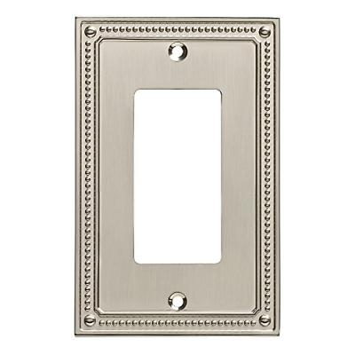 w35060 sn c wall switch plate single
