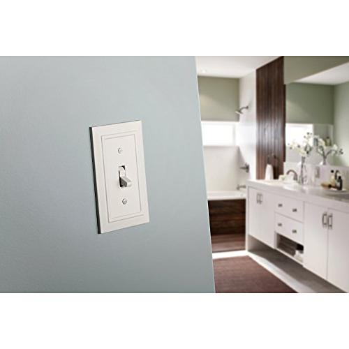 Franklin Architecture Duplex Wall Plate/Switch Plate/Cover,