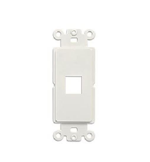Wall Face Plate Style Jack Cover 3
