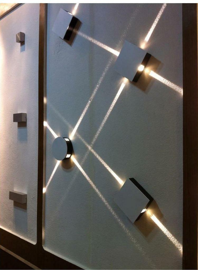 Wall Bedside Lamp Night Light Decor