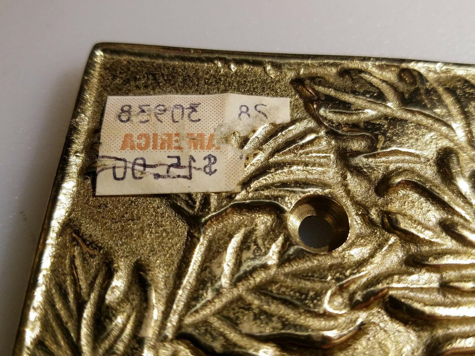 Fritz Brass 3 switch One