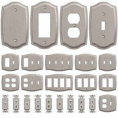 wall switch plate cover toggle