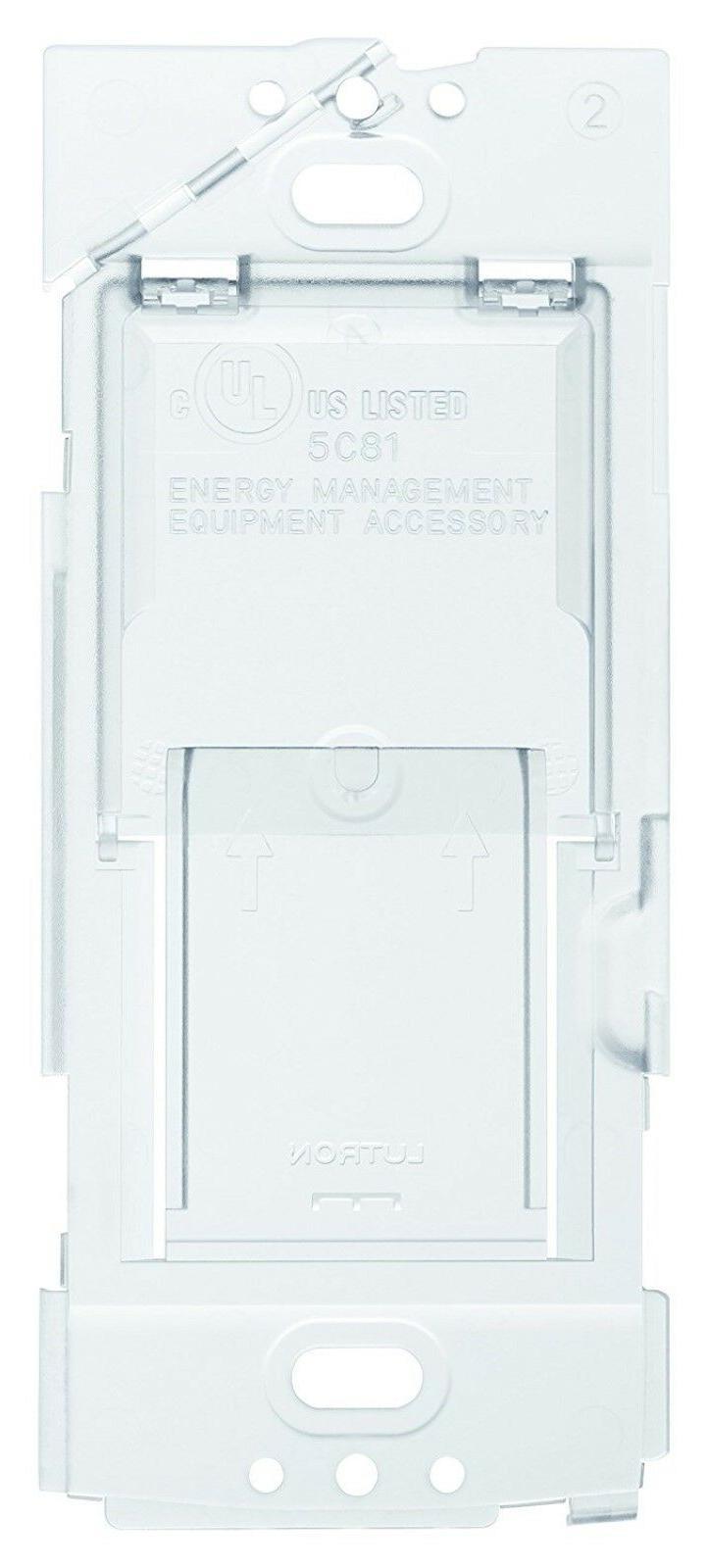 Wallplate Remote Control Dimmer Lutron Caseta Wireless Plug-In